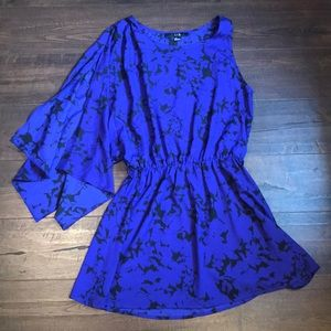 FOREVER21 ELECTRIC BLUE DRESS 👗
